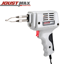 Jostmax multi-function soldering gun holding type double tube soldering iron head heating soldering iron welding repair tool