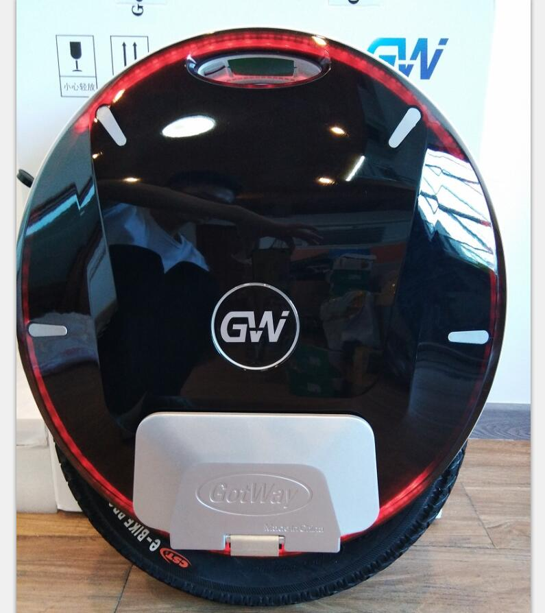 Gotway Nikola electric scooter monowheel,one wheel scooter 84V 1600WH,2000W motor self balancing scooter