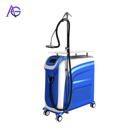 Most Professional Skin Cooler Skin Cool Down Beauty Device Skin Air Cooling Machine
