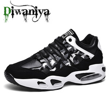New Brand Designer Sport Running Shoes Air Cushion Lightweight Breathable Sneake