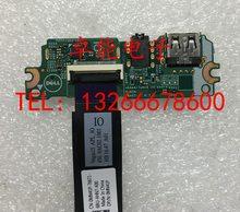 Dell dell 15-3562 3572 3567 3568 placa usb leitor de cartão de placa de áudio original notebook portátil