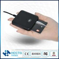 Tipo A USB contacto IC EMV Chip inteligente lector de tarjetas escritor ACR39U-U1