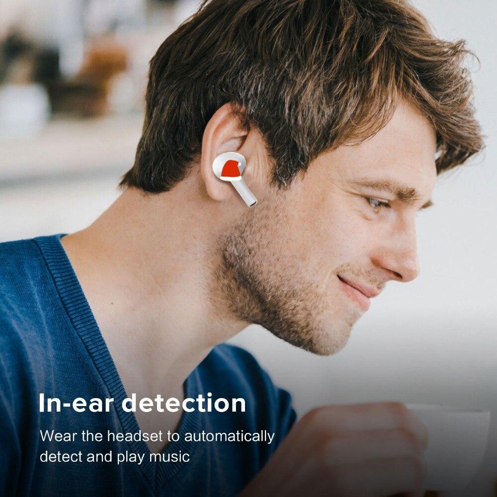 Ecouteur 8D Super basse Bluetooth 5.0