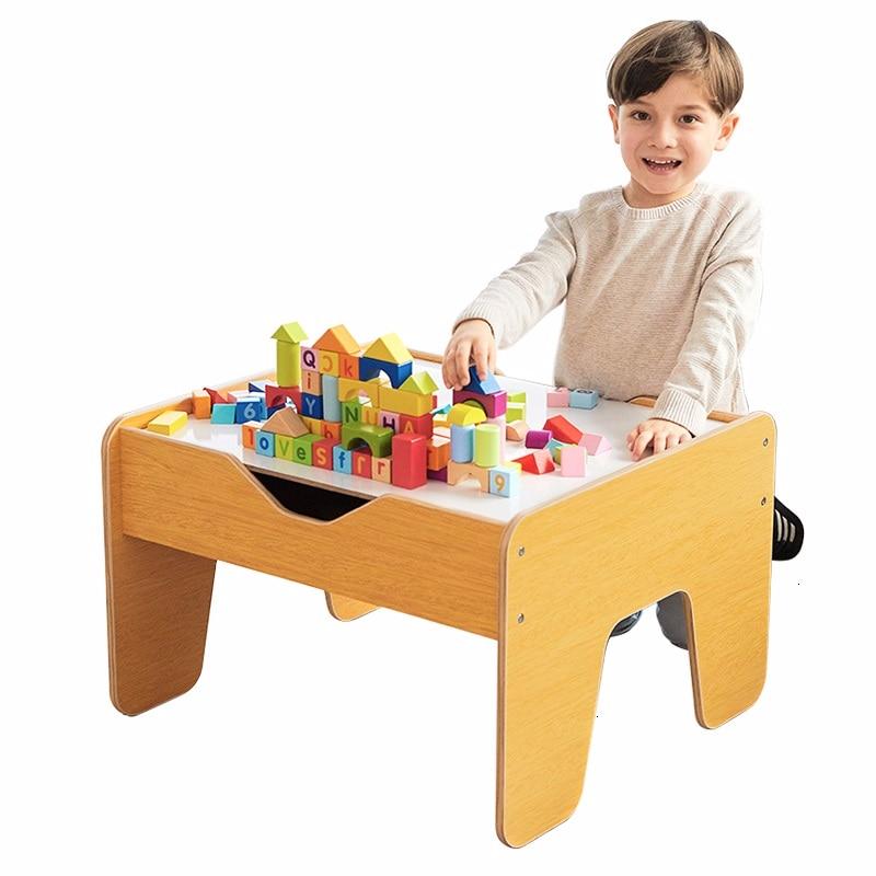 Tavolino Tavolo Per Bambini Stolik Dla Dzieci Desk Escritorio Game Kindergarten Study For Bureau Enfant Mesa Infantil Kids Table