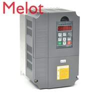 frequency converter 7.5KW vfd inverter motor speed controller 10HP 3 phase 34A top quality