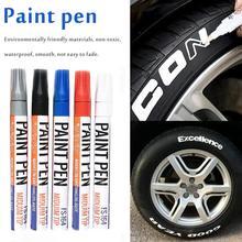 Водонепроницаемый реставрационный карандаш для авто ремонт царапин ручка для удаления краски маркер диск для балансировки шин протекторы Резина сенсорная ручка уход за краской