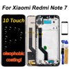LCD Display For Xiaomi Redmi Note 7 LCD Touch Screen Digitizer Assembly 10 Touch For Redmi Note7 Pro / Note7 Repair Part