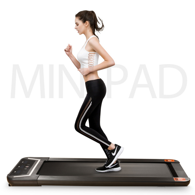 Indoor Electric Smart Treadmill Multi-function With Pedometer Weight Loss Exercise Machine For Home Gym Fitness Equipment Hot