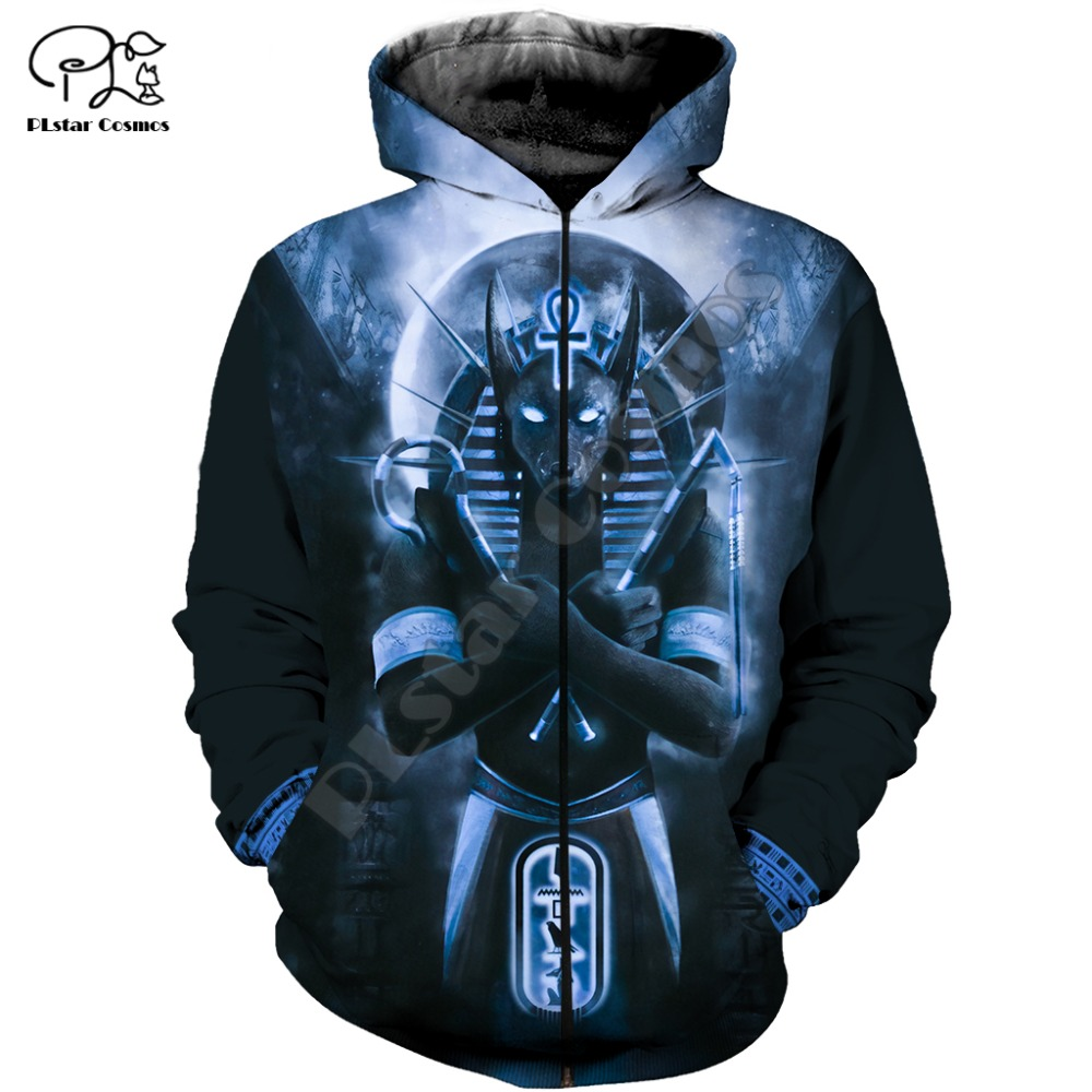 anubis-blue-3d-all-over-printed-clothes-ads136a-zipped-hoodie