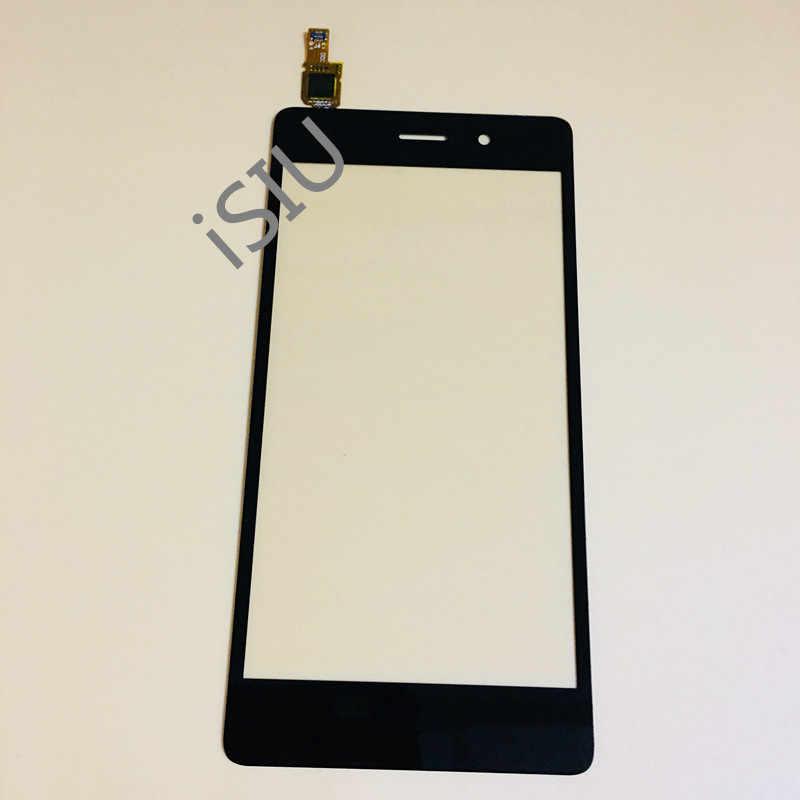 Écran tactile pour Huawei P8 Lite écran tactile panneau numériseur capteur 5.0 ''LCD affichage avant verre lentille téléphone pièces de rechange