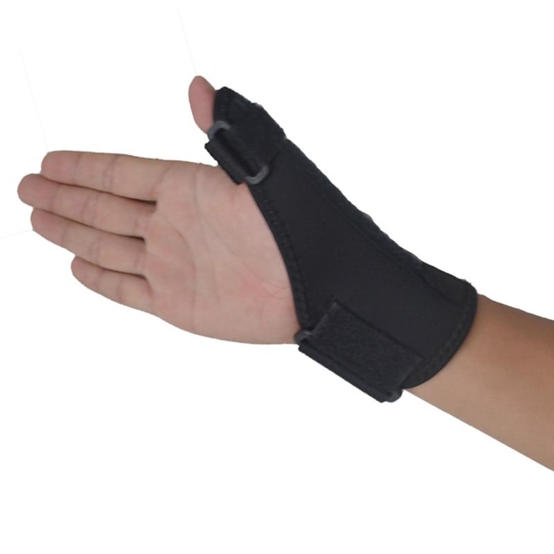 Medical Wrist Thumb Gloves Hands Spica Splint Support Brace Stabilizer Arthritis 1 PC Mittens