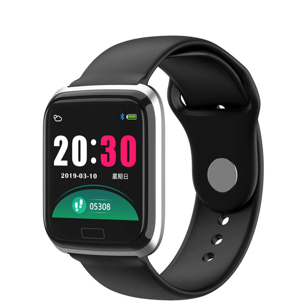 CY05 Smart Watch Bracelet 1.3 Inch Color Screen Fashion Sports Waterproof Fitness Activity Tracker With Heart Rate PK B57