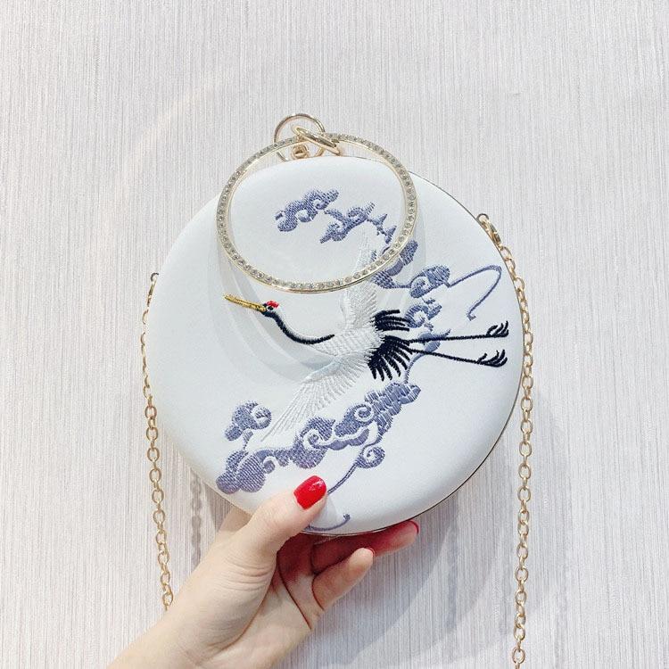 Сумка-мессенджер с вышивкой Cheongsam, китайская ручная сумка с вышивкой, новинка, ручная сумка, вечерние сумки
