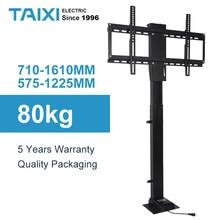 Tv Lift Hoogte Verstelbare Tv Mount Elektrische Lifting Ondersteuning Voor Tv Toepassing Op 32 ~ 70 Inch gemotoriseerde Verticale Stand Lift
