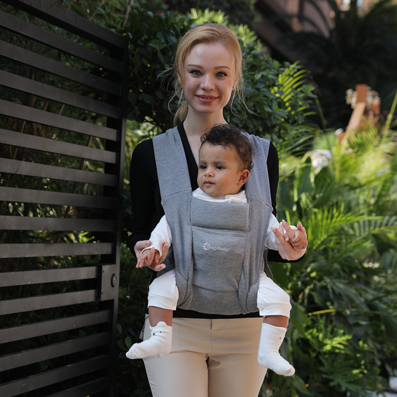 EGOBABY Newborn Baby Carrier Multi-function Front Hold Simple Baby Sling Front And Back Dual-use Baby Wrap For Baby 0-36Months