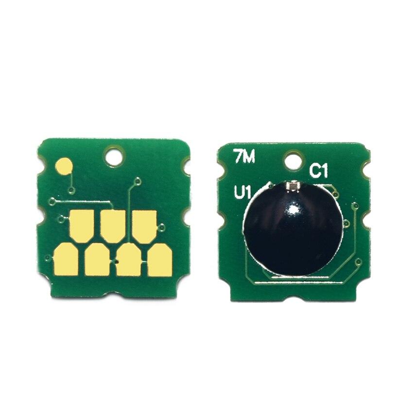 C13S210057 SC13MB чип бака для Epson SureColor F570 T3170 T5170 F571 F500 T2100 T3100 T5100 T3160 чип коробки для обслуживания принтера
