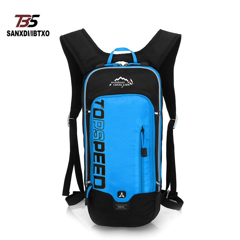 Ibtxo Outdoor Riding Backpack Bicycle Hydration Backpack Outdoor Backpack Rides Luggage