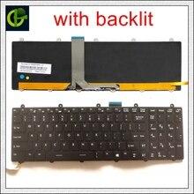 แป้นพิมพ์ภาษาอังกฤษสำหรับ MSI GP60 GP70 CR70 CR61 CX61 CX70 CR60 GE70 GE60 GT60 GT70 GX60 GX70 0NC 0ND 0NE 2OC 2OD 2OJWS 2OKWS 2PC US