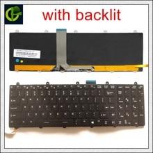 Tastiera inglese per MSI GP60 GP70 CR70 CR61 CX61 CX70 CR60 GE70 GE60 GT60 GT70 GX60 GX70 0NC 0ND 0NE 2OC 2OD 2OJWS 2OKWS 2PC US