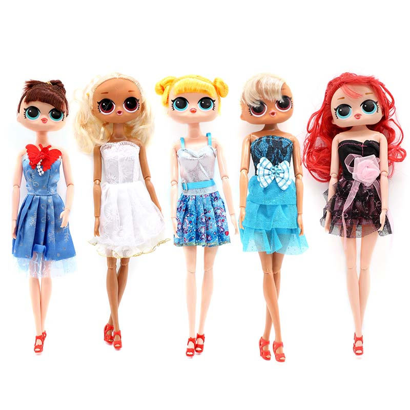 Buy Online  Baby Reborn Barbies Original LOLS doll Series Sex Dolls With Clothes Toy Baby Doll Action Figure To
