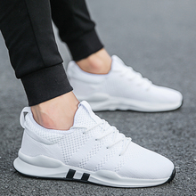 Fashion Men's Sneakers Gym Sports Running Air Breathable Shoe for Men Cheap Athletic Casual Light Shoes Male Outdoor Footwear summer men running shoes mesh breathable sneakers athletic light walk outdoor gym sports shoes male footwear cheap shoe big size