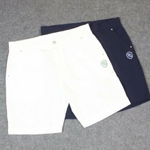 Shorts Golf-Clothing Men Bottoms Quick-Drying And Breathable Leisure Solid-Color Men's
