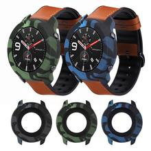High Quality Soft TPU Full Case Cover Shell Protective For Huami Amazfit GTR 47mm Smart Watch Wearable Devices Smart Accessories cheap centechia Cases English Adult All Compatible Dropshipping Wholesale