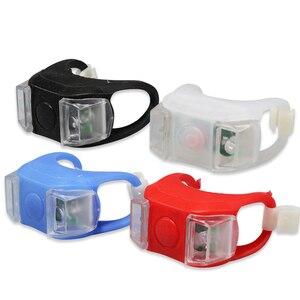 Велосипедный светильник TSML1, задний фонарь для велосипеда, Предупреждение ющий светильник светодиодный, велосипедный фонарь, задний фонарь...