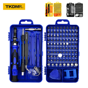 TKDM screwdriver set, with 115