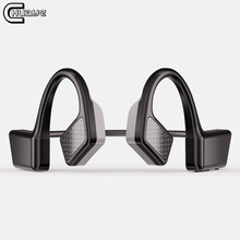 NEW K08 With Bone Conduction Wireless Headphones Bluetooth 5.0 Earphones Outdoor Sports Waterproof Earphones Handsfree Earbuds edal bone conduction headphones earphone wired noise reduction earphones hands free outdoor sports with microphone smart phone