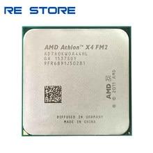 AMD X4 760k Quad-Core FM2 3,8 ГГц 4 Мб 100W Процессор X4-760k настольный процессор