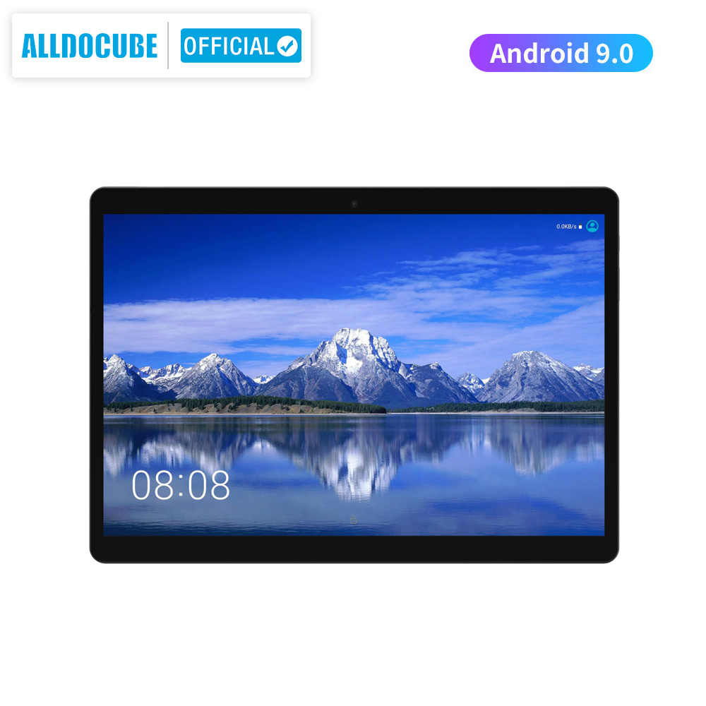 Alldocube iPlay10 Pro 10,1 zoll Wifi Tablet Android 9,0 MT8163 quad core Tablet PC 3GB ROM 32GB RAM 1200*1920 IPS HDMI
