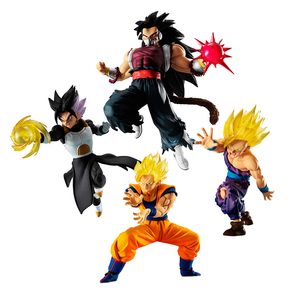 Image 2 - BANDAI Battle VS Gashapon PVC Toy Figure   Cumber Gokou Gohan Gotenks Buu //Z0L12