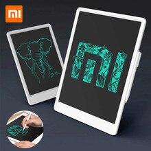 """Orijinal Xiaomi Mijia LCD yazma Tablet 20 """"10 13.5"""" kalem ile dijital çizim elektronik el yazısı Pad mesaj ekran kurulu"""