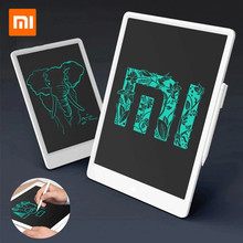 """オリジナルxiaomi mijia液晶ライティングタブレット20 """"10 13.5"""" とペンデジタル描画電子手書きパッドメッセージグラフィックスボード"""