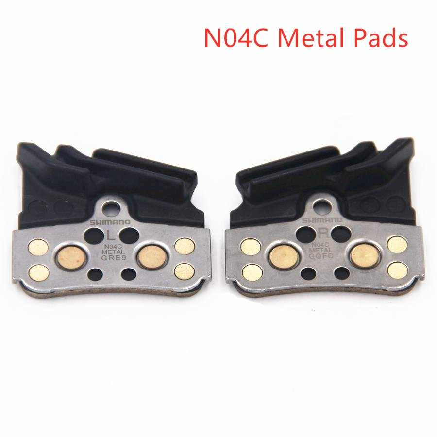Shimano D03S Resin Ice Tech Disc Brake Pad For XTR BR M9120 4-piston disc Brake.