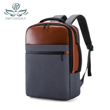 D&T 2020 New Fashion Travel Backpack Men Women Waterproof USB Charge High-Capacity Reduced Burden Design Hiking Bags Backpack