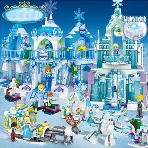 Castle Building Blocks Toys Mo