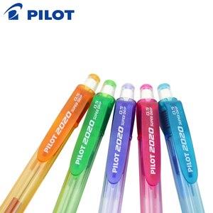 Image 5 - 5 قطعة/الوحدة اليابان الطيار H 185N قلم رصاص الميكانيكية بالجملة 0.5 مللي متر القياسية مكتب والمدرسة القرطاسية الكتابة اللوازم