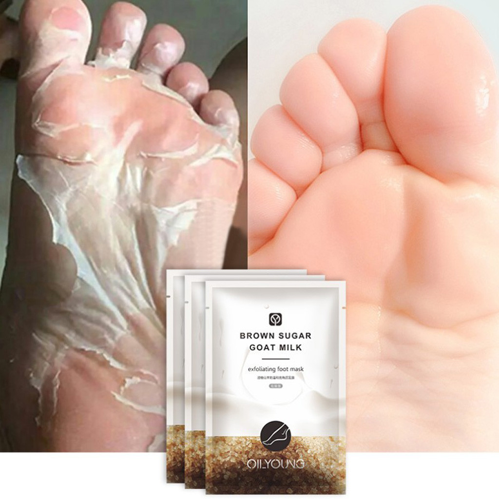 1 Pair Remove Dead Skin Foot Skin Smooth Exfoliating for Feet Mask Remove Dead Skin Heels Foot Peeling Feet Mask Foot Care Y813 4