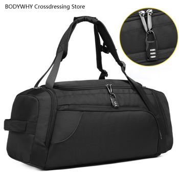 New Fashion Outdoor Travel Bag Portable Oxford Cloth Messenger Backpack Trend Large Capacity Casual Shoulder Bag new unisex oxford cloth backpack casual travel student backpack tote shoulder bag large capacity computer bag xz 205