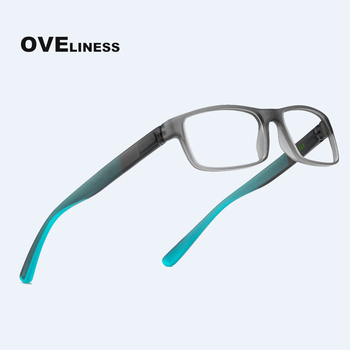 Fashion Optical men's eyeglasses tr90 eye glasses frame men Myopia Prescription Clear glasses Square Spectacles eyewear frames sorbern men s glasses clear lens eyewear tr90 eyeglasses frames men unisex nerd glasses women spring hinge frame glasses optic