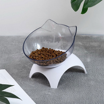 Pet Bowls Dog Food Water Feeder Pet Drinking Dish Feeder Cat Puppy With Raised Feeding Supplies Small Dog Accessories Pet Produc 7
