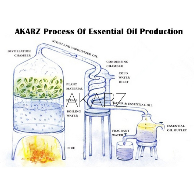 AKARZ Famous brand natural aromatherapy musk essential oil Relieve the nerve balance mood aphrodisiac musk oil 3