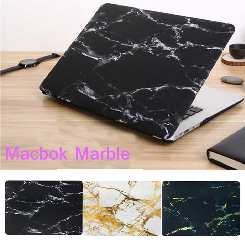 Marble Space PVC For Macbook Pro 13 15 CD ROM Laptop Case A1278 A1286 Hard Coque For Mac Book Air Pro Retina 11 12 13 15 Cover