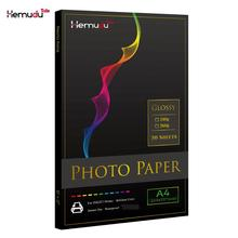 A4 Photo Paper 240g/260g Waterproof RC Glossy Photographic Papers for Home Inkjet Photo Printer 20 Sheets