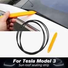 Комплект шумоподавления для автомобиля model3 тихий комплект