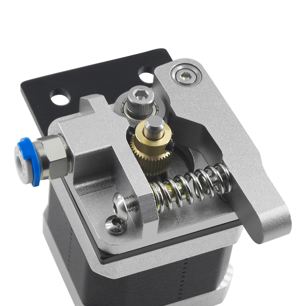 MK8 Aluminum Block Bowden extruder for Ender 3 CR10 CR10S PRO as 3D Printer Parts 3