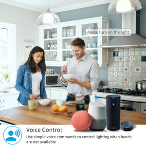 Image 5 - Tuya Smart Life Wifi Switch Relay Breaker Module Automation Smart Lighting Google Home Alexa Echo Remote Control App timer 10A