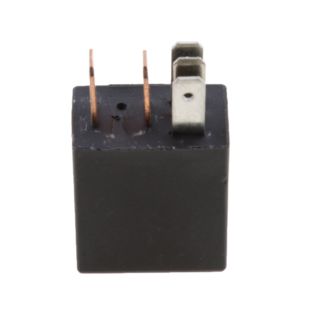 Details about  /5pcs Micro Relay Car Boat Automotive 30AMP Change Over Relay NO NC